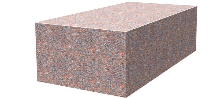 granit Rosso Pearl